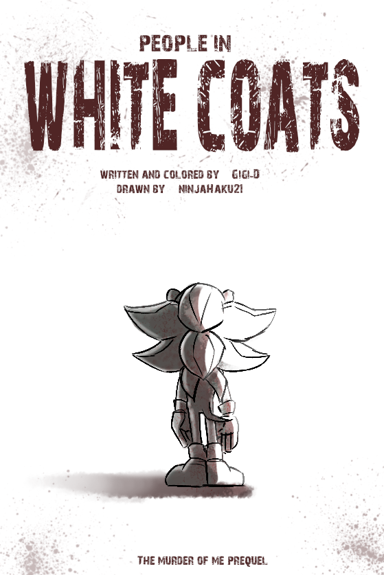 People In White Coats COVER by Gigi-D on DeviantArt