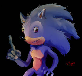 The Sonic movie is gonna be great by Gigi-D