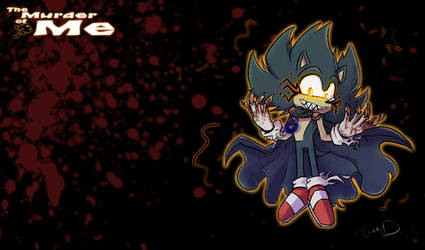 TAINTED SONIC WALLPAPER by Gigi-D