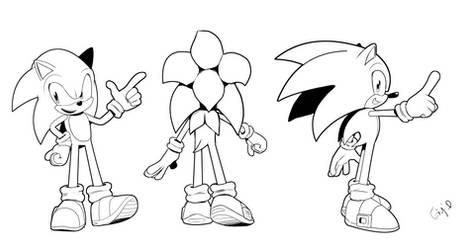 Sonic Turn Around
