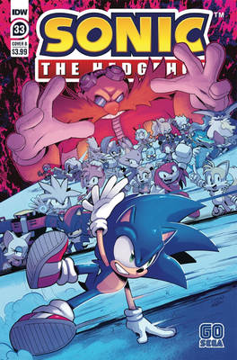 IDW STH #33 COVER B