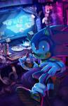 Sonic Revolution Poster