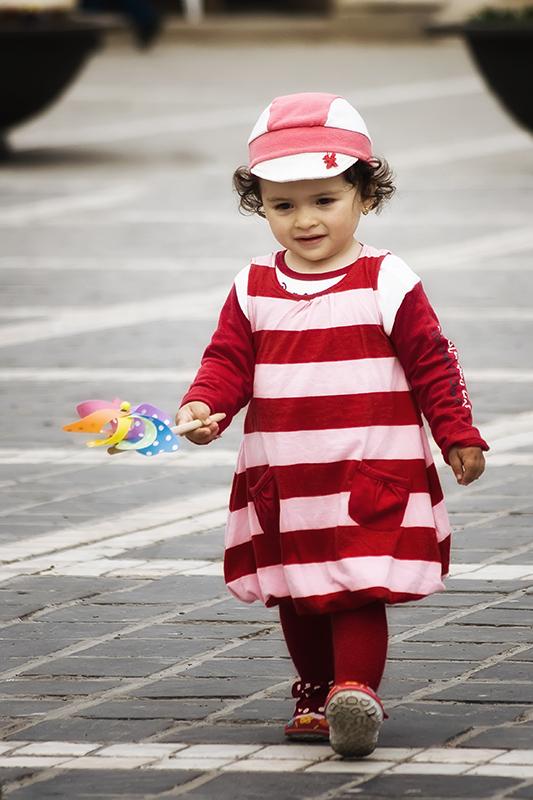 child I by raduborzea