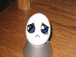 Easter Egg by AbsentfromthePresent
