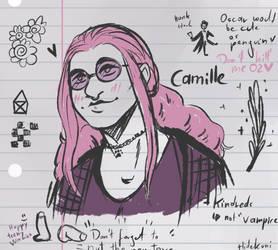 Oc - Camille