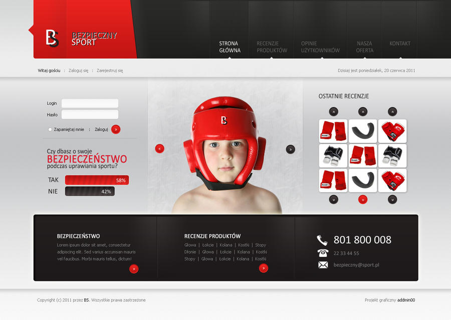 www.bezpiecznysport.com by addmin00
