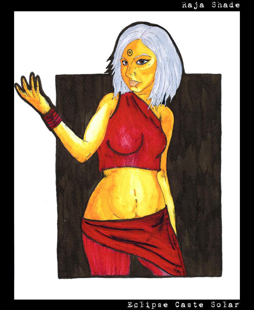 Raja Shade - Eclipse Caste by MiladydeWitch