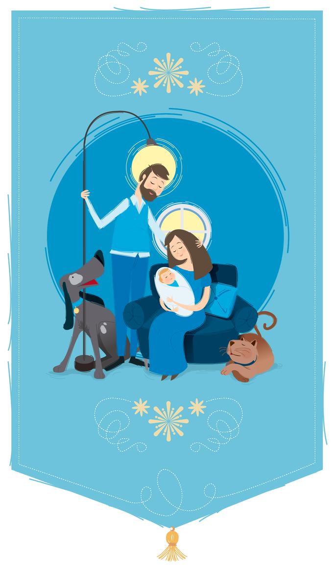 Navidad en Familia by GaZm85