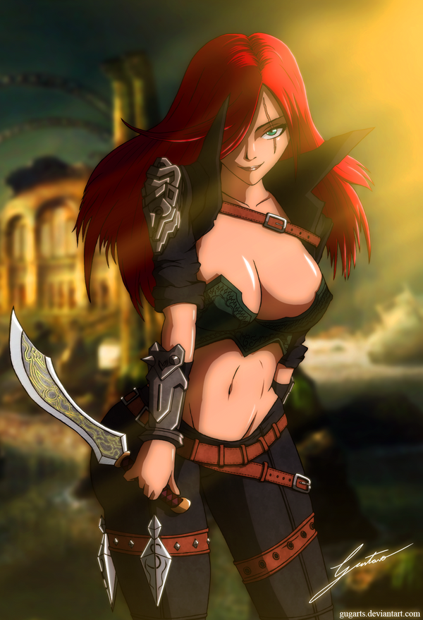Katarina - League of legends
