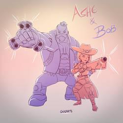 Ashe and Bob