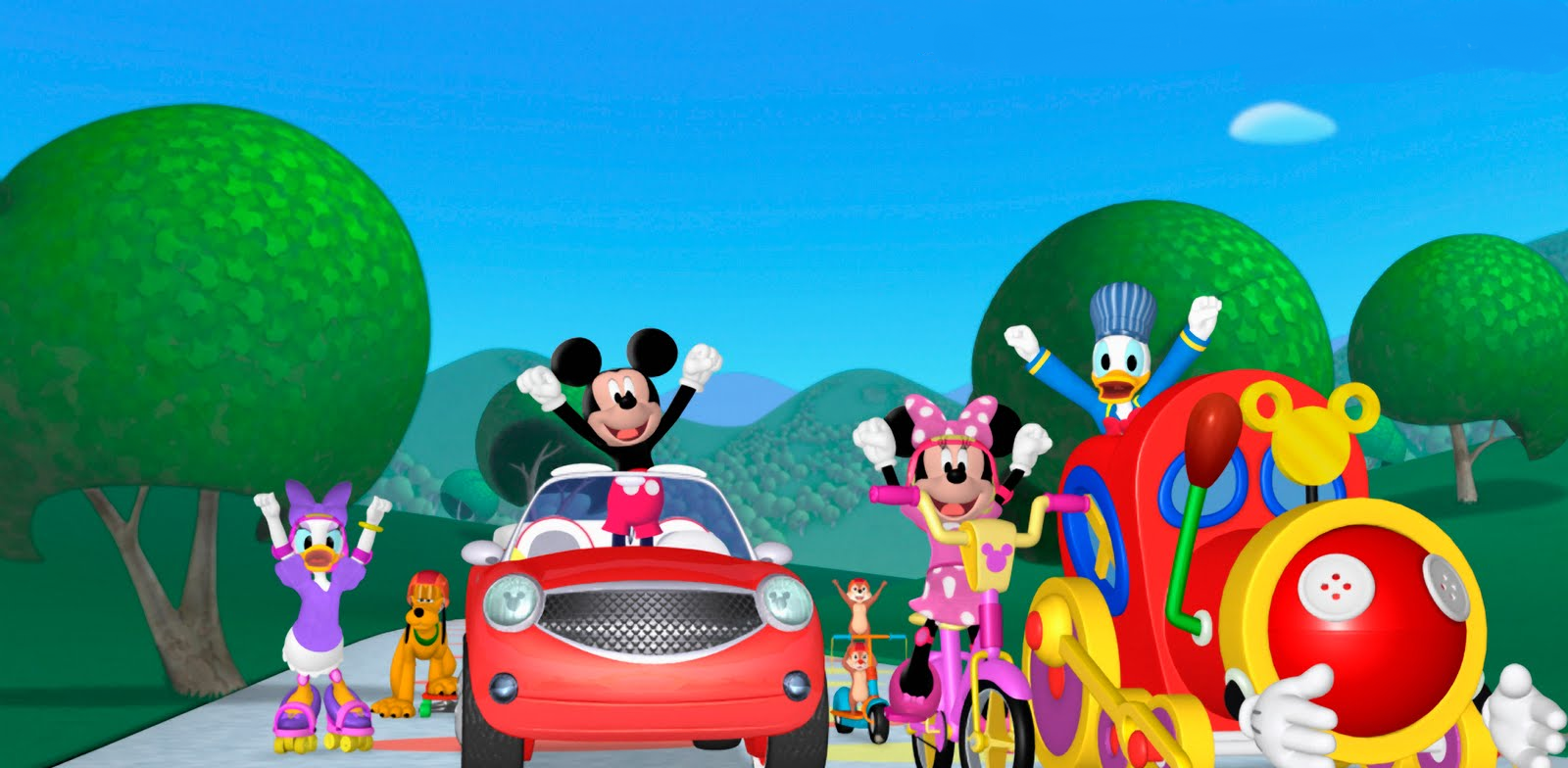 mickey mouse clubhouse wallpaper 1 by rositafresita99 on deviantart mickey mouse clubhouse wallpaper 1 by