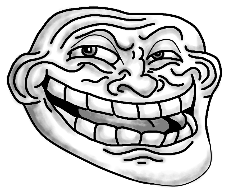 Troll face by wforwumbo on deviantart troll face by wforwumbo voltagebd Image collections