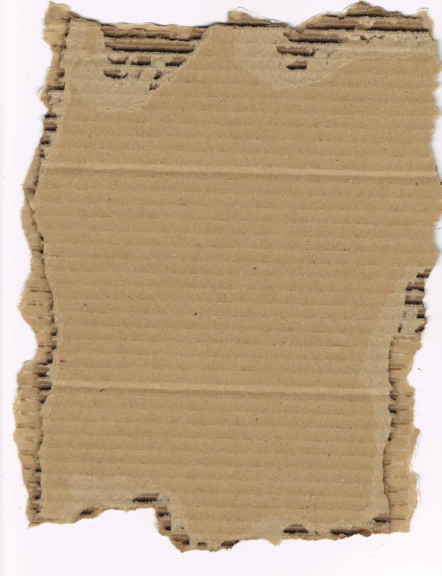 Torn Cardboard Stock
