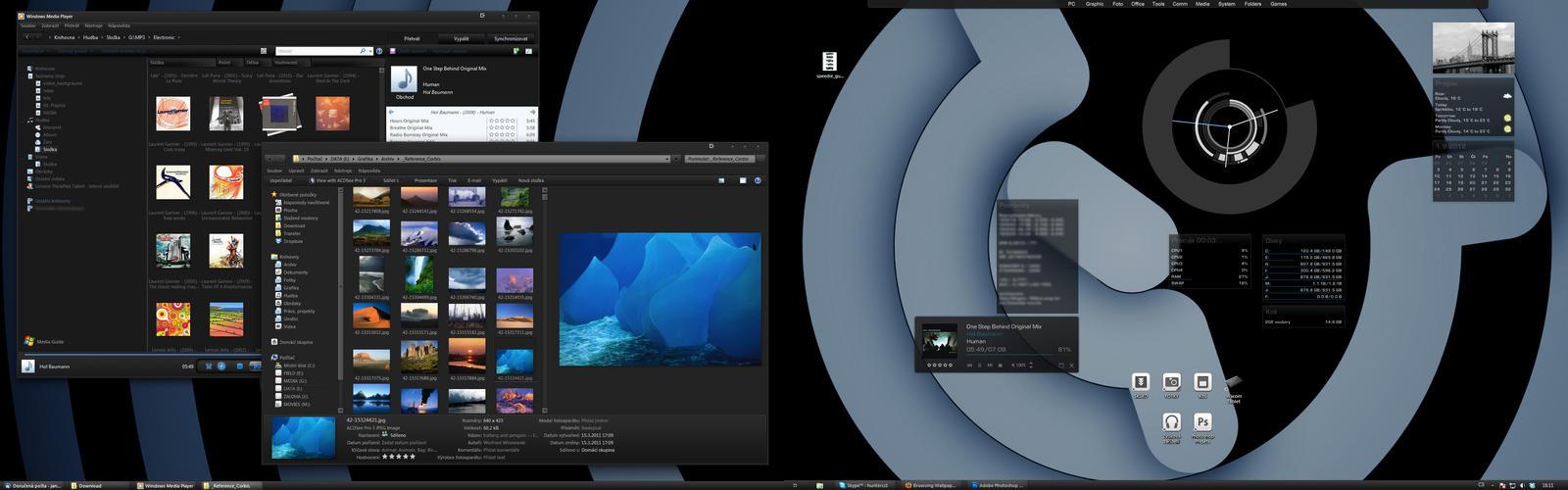 2012 desktop by hunterkiller