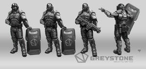 GREYSTONE Project - Guards 02