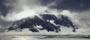 Mountain Base by hunterkiller