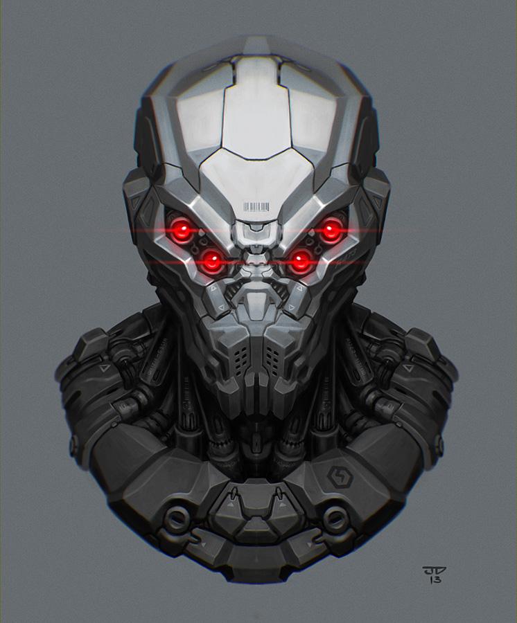 Helmet 02 by hunterkiller