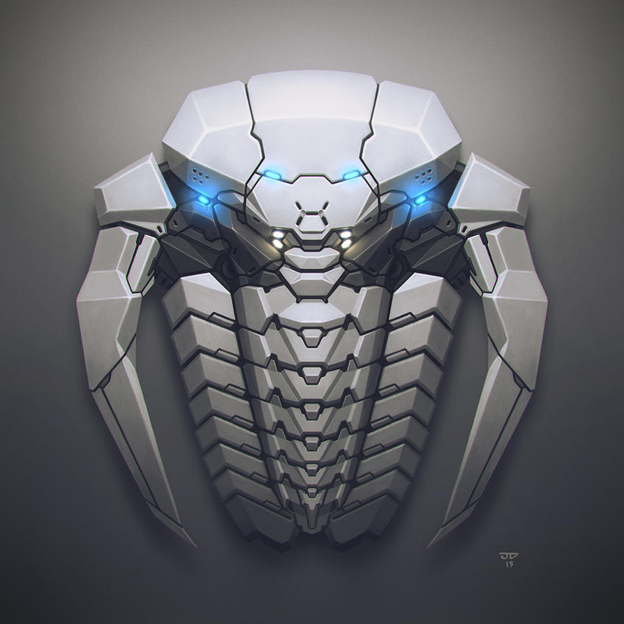 Trilobite by hunterkiller