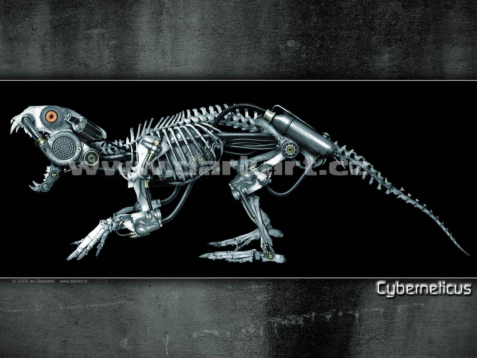 Cyberneticus by hunterkiller