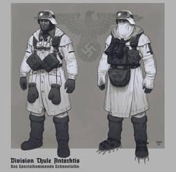 Division Thule Antarktis