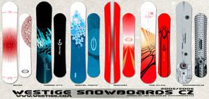 Westige Snowboards 05-06