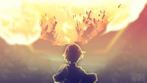Bleach 475 - explosion
