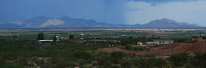 Outskirts of Tombstone