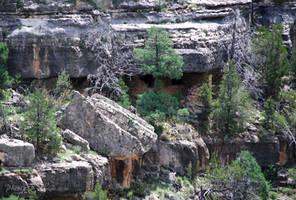 Cliff Dwellings  06 by Phenix59