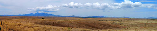 Cochise County Pano by Phenix59