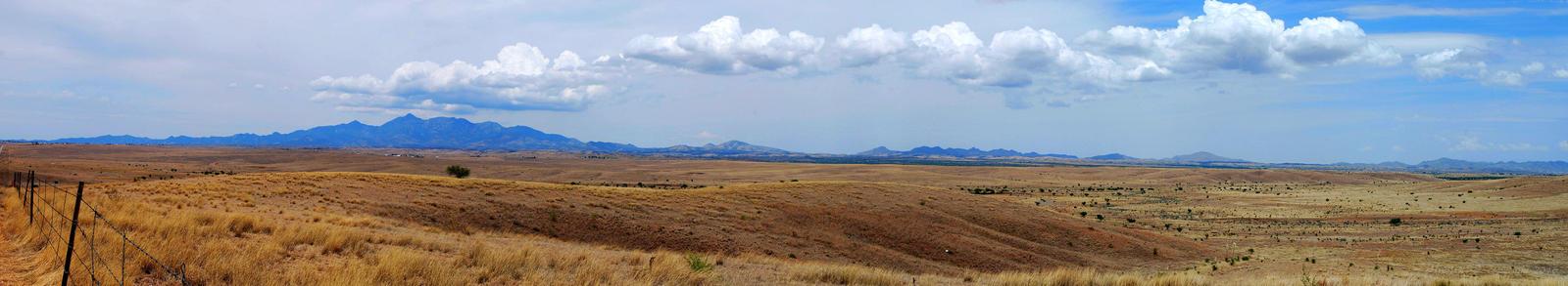 Cochise County Pano