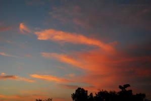 Glowing Sunset by Phenix59