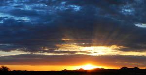 July 17th Sunset by Phenix59