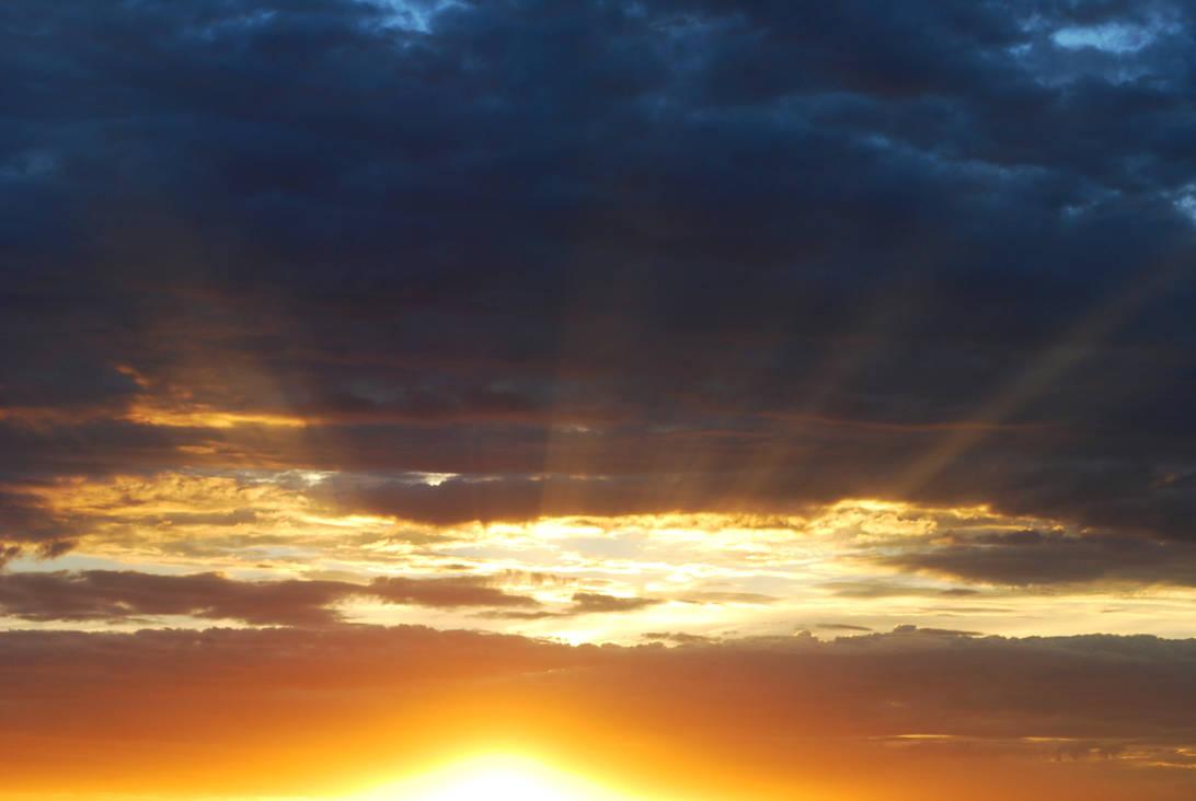 Sunset Stock 9870 by Phenix59
