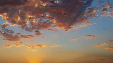 Sunset Stock 7165