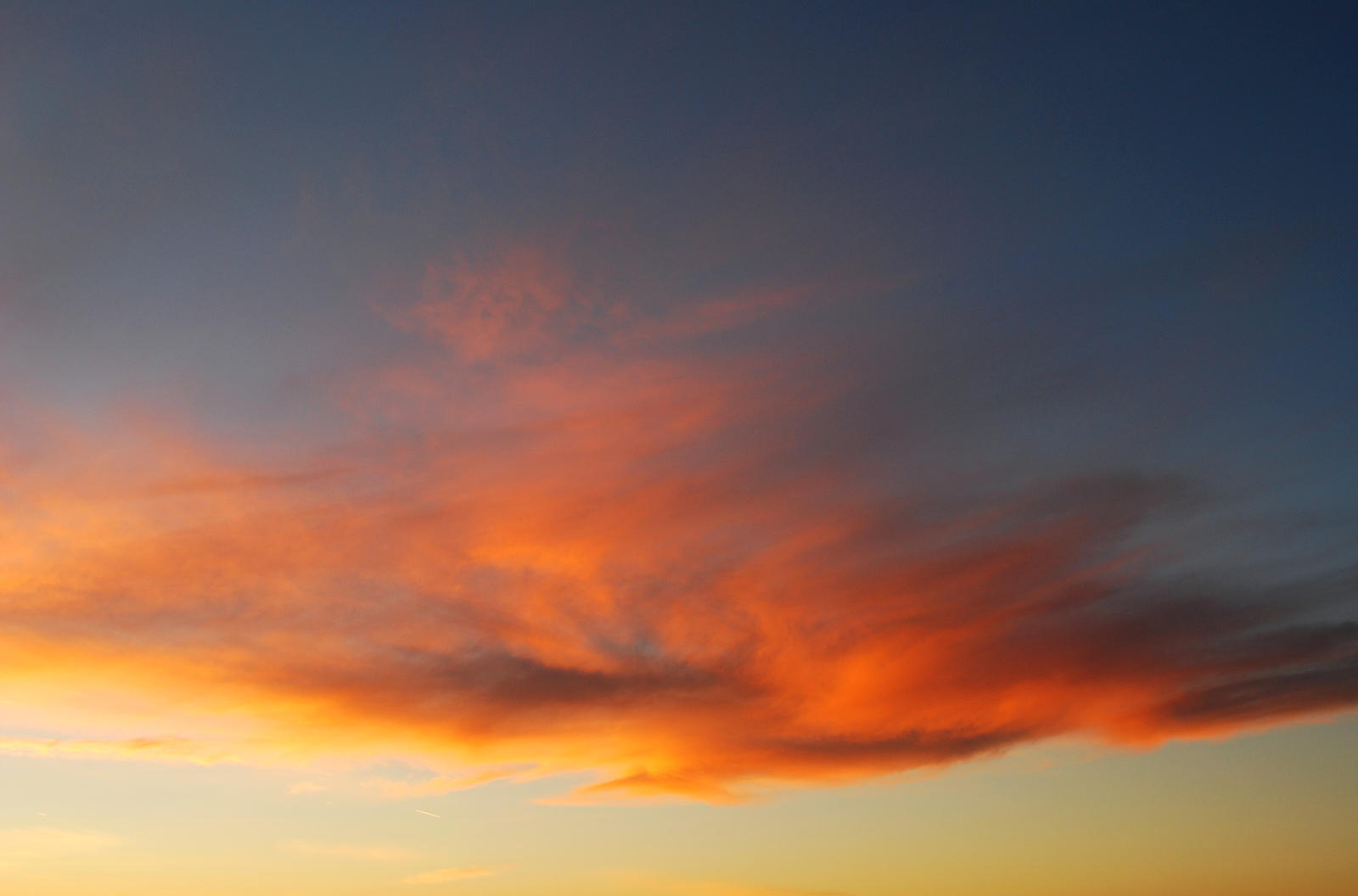 Sunset Cloud Stock 0924