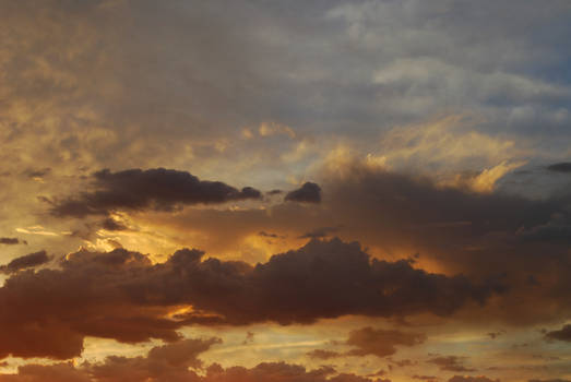 Sunset Storm Stock 6510