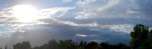 Monsoon Evenings by Phenix59