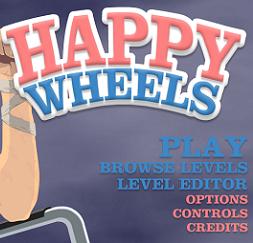 play happy wheels unblocked by friv4schools