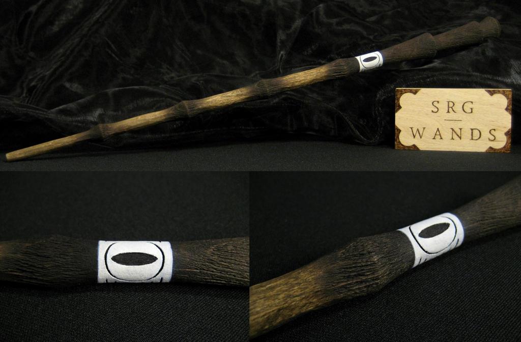 The elder god by srg wands on deviantart for Light up elder wand