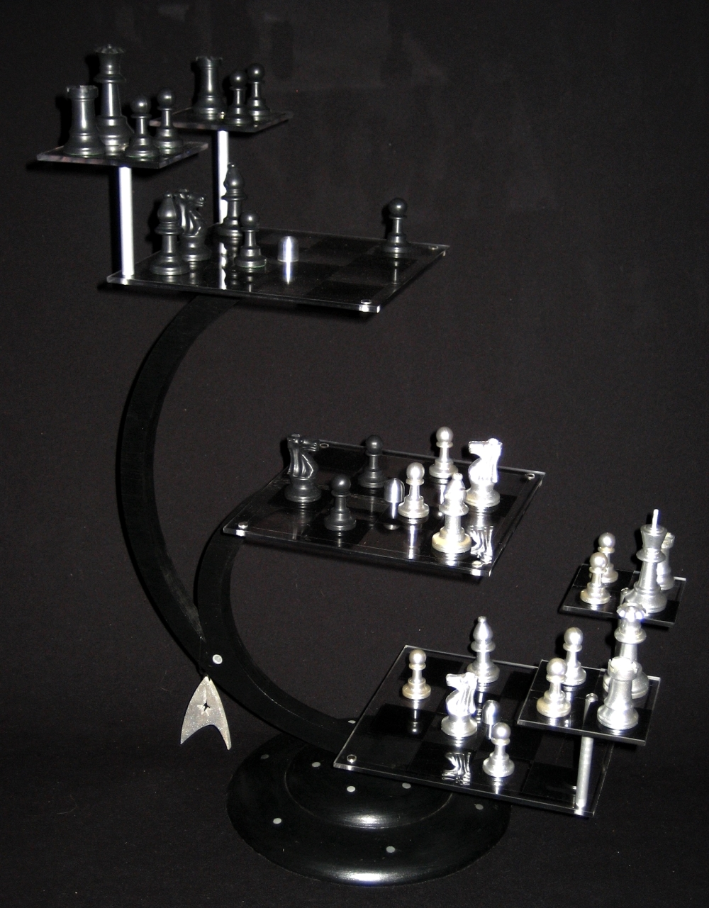 Early works by srg wands on deviantart - Tri dimensional chess ...
