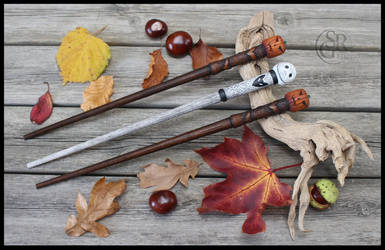 Halloween Wands 2019 Part Two by SRG-Wands
