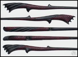 Drogon - Dragon Wand Details