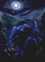 Barghest 1 by ElementalJess