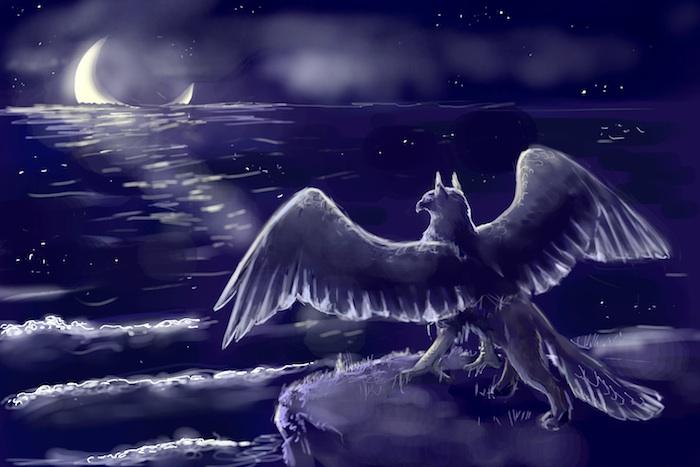 The Nightwing by ElementalJess