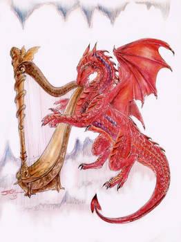 Art Trade: Welsh Jazz Tribute by ElementalJess