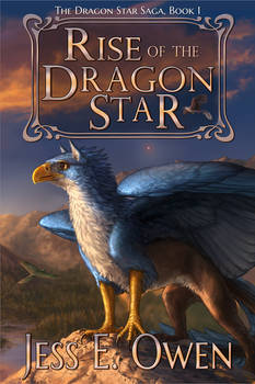 Rise of the Dragon Star Cover Reveal