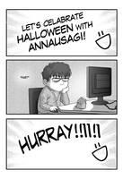 Annausagi's Halloween by Annausagi