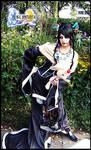 Lulu from Final Fantasy X