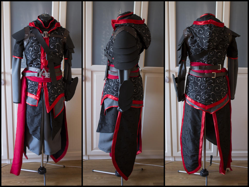 Assassins Creed Chronicles China Shao Jun by Dira-Chan
