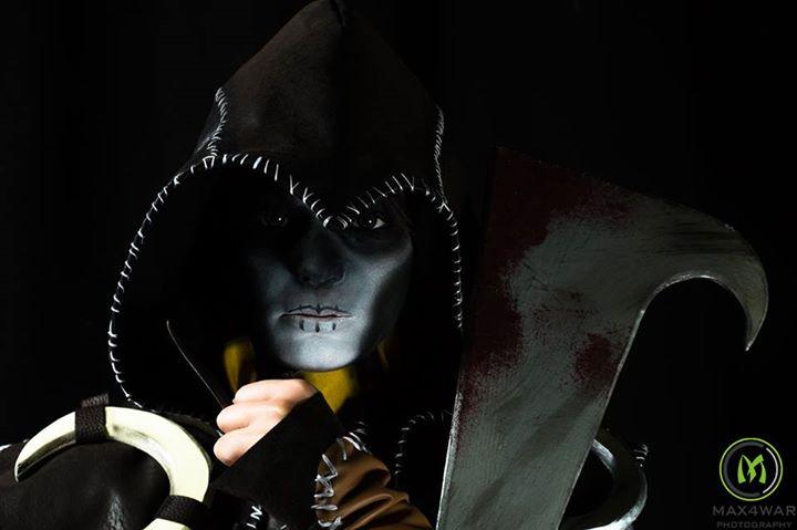 Voodoo Warrior by Dira-Chan